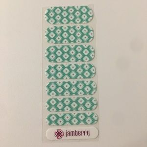 Jamberry Makeup - 3/$10✨Mint Exclusive Jamberry Nail Wrap Manicure
